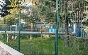 Pvc Coated Welded Wire Fence Anping Yonghong Wire Mesh